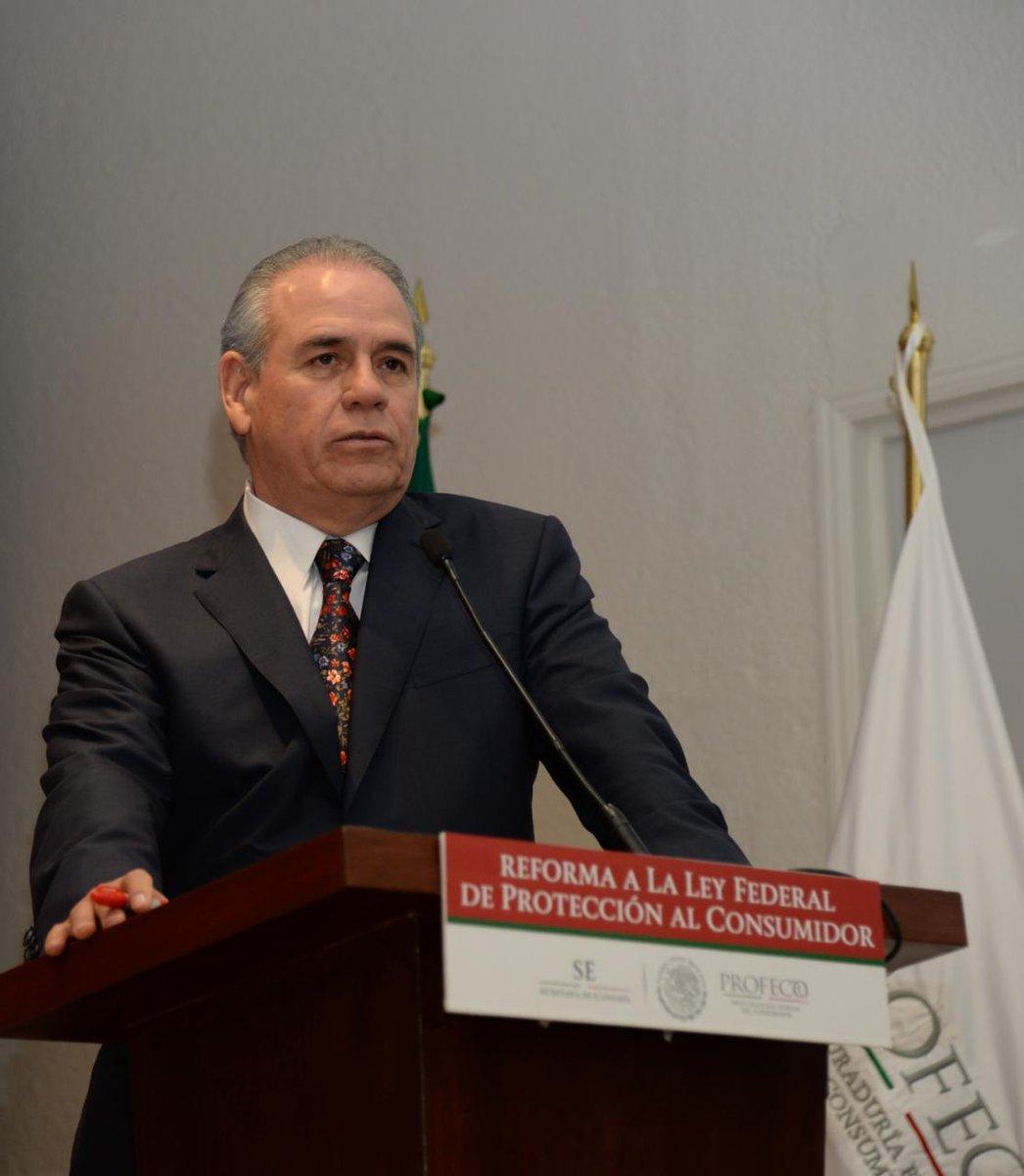 Mensaje del C. Procurador Federal del Consumidor, Lcdo. Rogelio Cerda Pérez