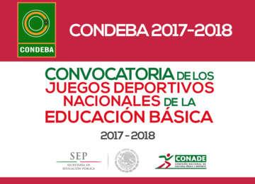CONDEBA 2017