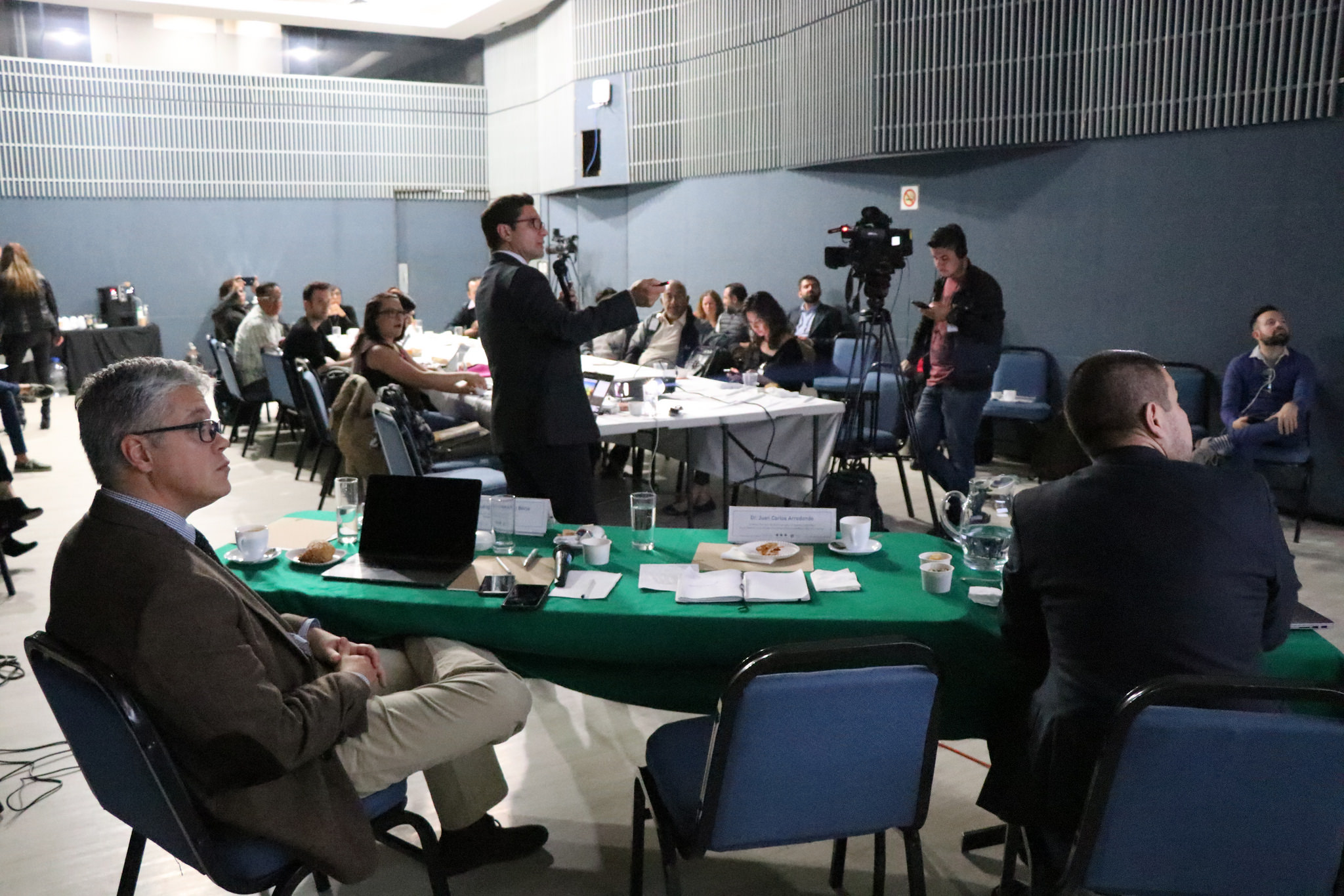 Taller de Contaminantes Climáticos de Vida Corta para periodistas en el INECC
