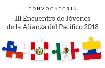 III Encuentro de Jóvenes de la Alianza del Pacífico 2018