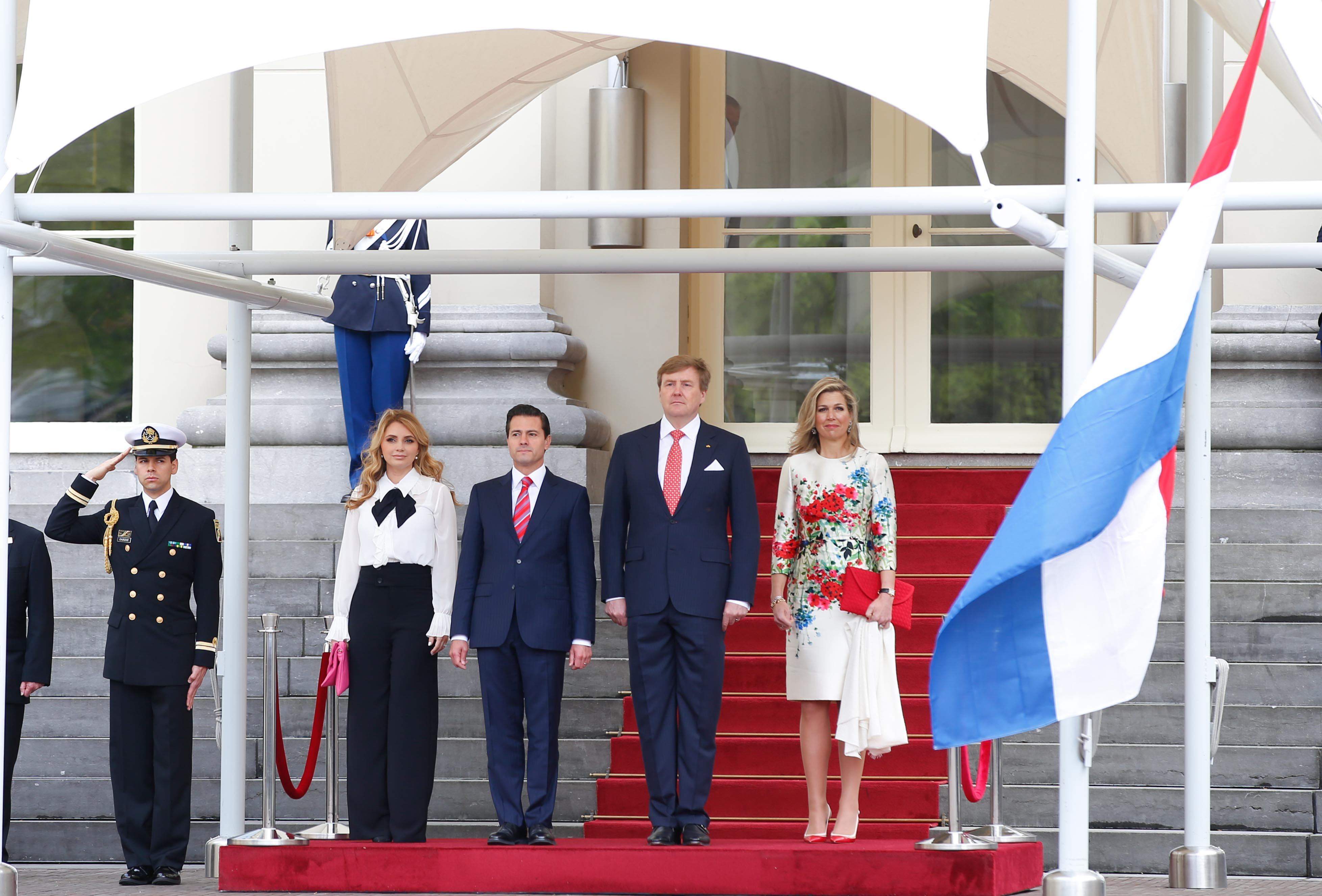 El Presidente de la República, Enrique Peña Nieto, concluyó su primera Visita Oficial al Reino de los Países Bajos, que realizó como parte de la gira de trabajo por Europa.