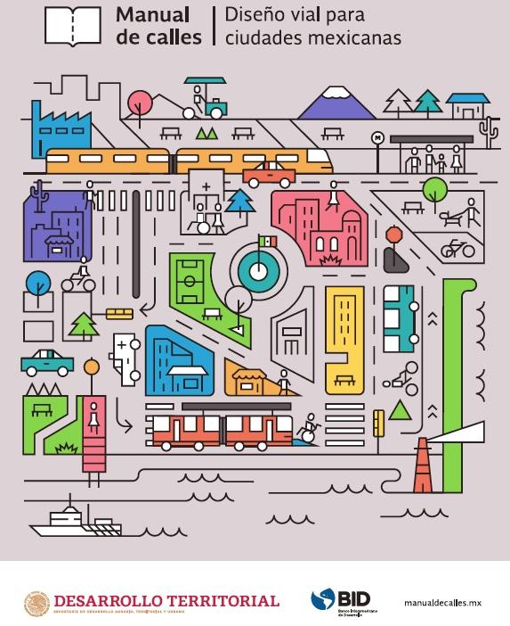 Ilustración del Manual de Calles