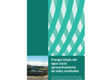 Energía limpia del agua sucia: aprovechamiento de lodos residuales