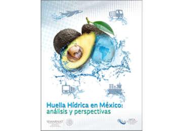 Libro Huella Hídrica en México: análisis y perspectivas
