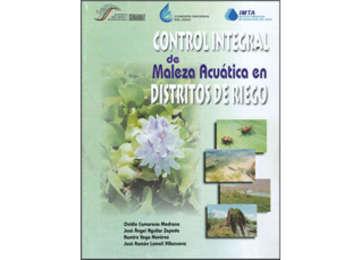 Control integral de maleza acuática en distritos de riego