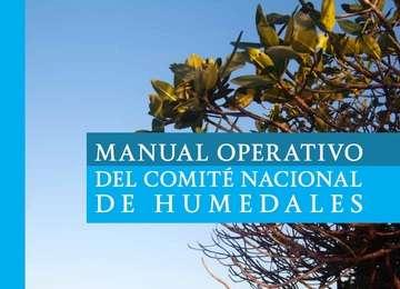 Manual Operativo del Comité Nacional de Humedales