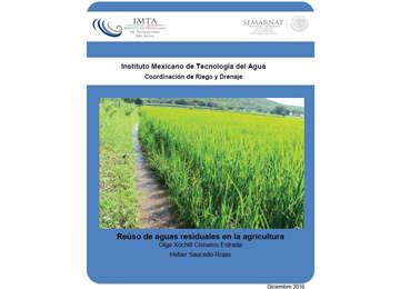 Reúso de aguas residuales en la agricultura