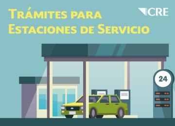 Trámites para Estaciones de Servicio: solicitud, modificación y actualización de permiso