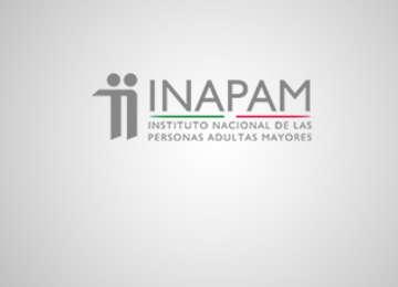 Logotipo del Instituto Nacional de las Personas Adultas Mayores.