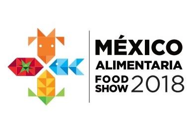 Logo México Alimentaria 2018 Food Show