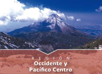 Región Occidente y Pacífico Centro