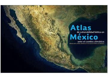 Libro digital Atlas de vulnerabilidad hídrica en México ante el cambio climático