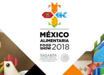 Imagen oficial de la México Alimentaria 2018
