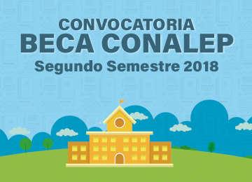 Informe Becas CONALEP 2018