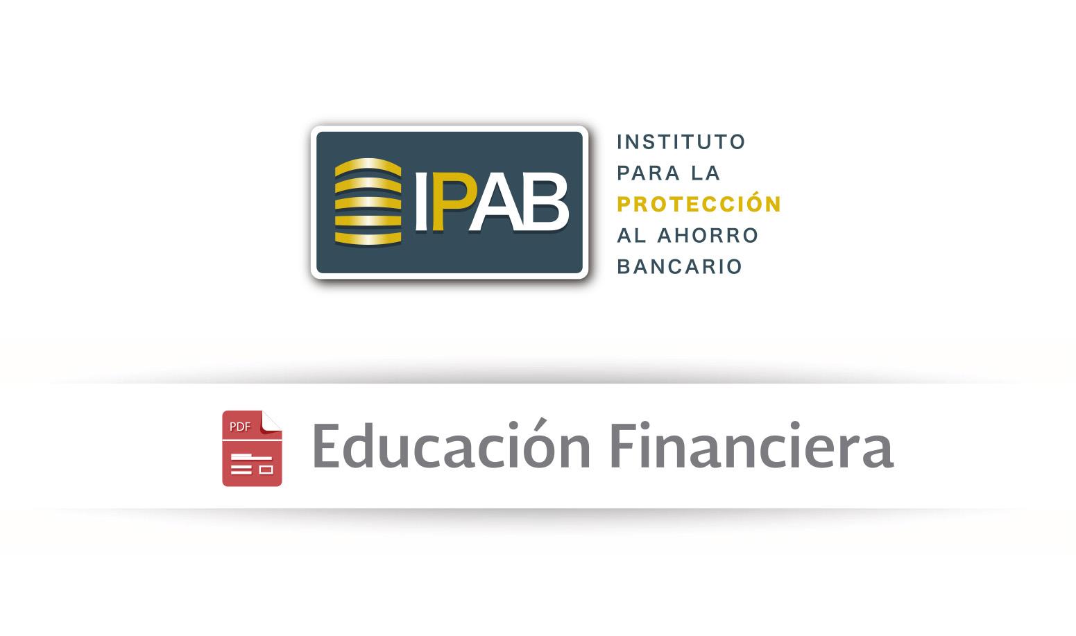 Educación Financiera.