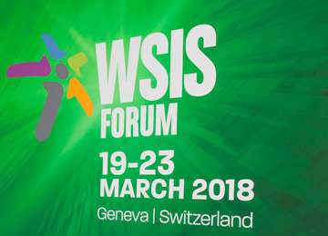 Imagen del Foro WSIS 2018