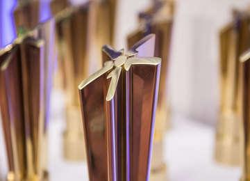 Trofeos de los Premios WSIS 2016