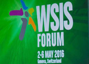 Logo Premios WSIS 2016