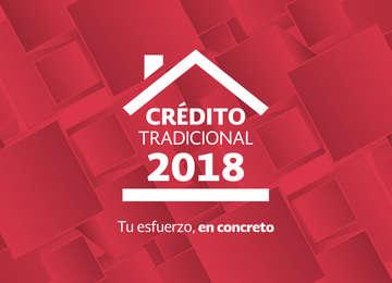 Crédito Tradicional 2018