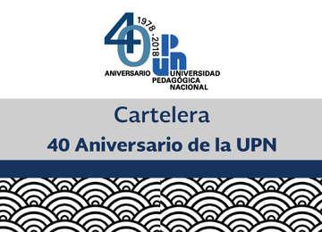 Cartelera UPN.