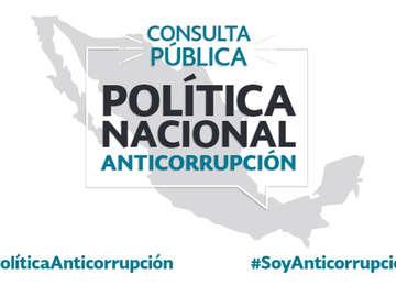 Consulta Pública de la Política Nacional Anticorrupción