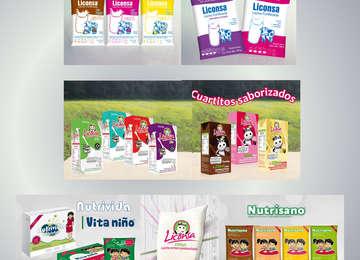 Difusión del producto comercial que produce y vende Liconsa S. A. de C. V.