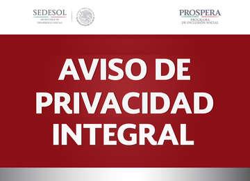 Aviso de Privacidad Integral
