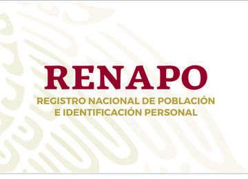Disposiciones jurídicas que establecen las funciones y atribuciones de la Dirección General del Registro Nacional de Población e Identificación Personal.