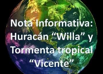 """HURACÁN """"WILLA"""""""