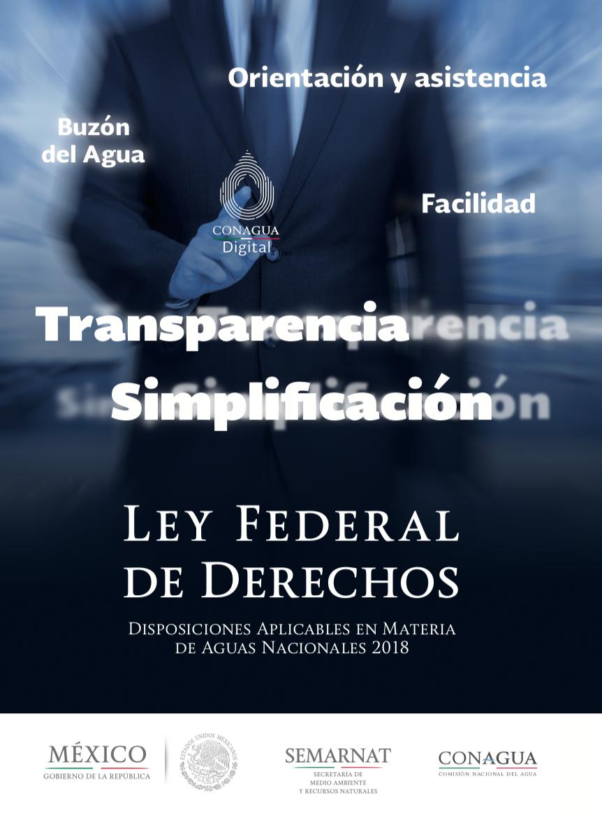 Marco Jurídico Fiscal 2018.