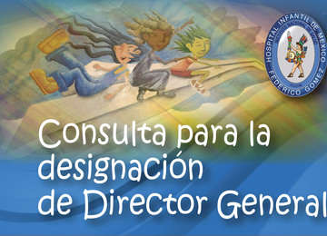 Banner del Hospital Infantil.