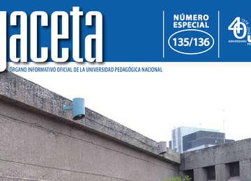 Gaceta UPN 135/136.