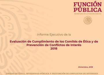 Informe Ejecutivo de la Evaluación del Cumplimiento de los CEPCI, 2018