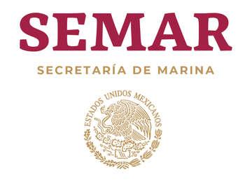 Firma institucional de la Secretaría de Marina