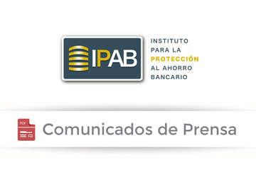 Comunicados de Prensa 2019.