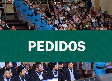 En este apartado puedes conocer los PEDIDOS formalizados por esta Institución de acuerdo a los requerimientos de las Unidades Administrativas.