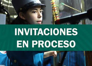 Invitaciones en Proceso (ITP) de la Lotería Nacional para la Asistencia Pública
