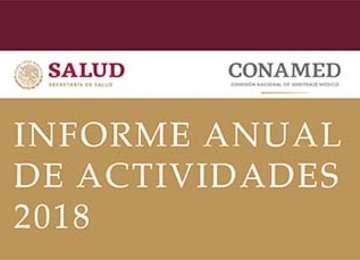 Texto Informe Anual de Actividades 2018