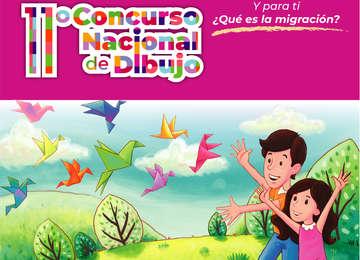 Convocatoria al 11º Concurso Nacional de Dibujo