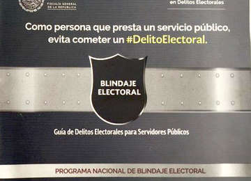 Evita cometer un Delito Electoral