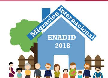 ENADID 2018-Migración Internacional
