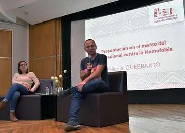 """Cine debate con la película """"Quebranto"""""""