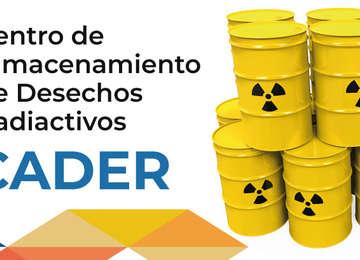 Centro de Almacenamiento de Desechos Radiactivos