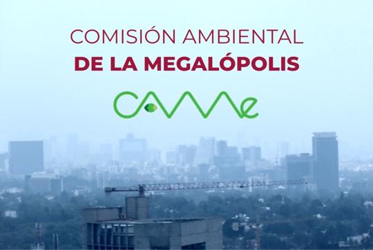 Comisión Ambiental de la Megalópolis (CAMe)