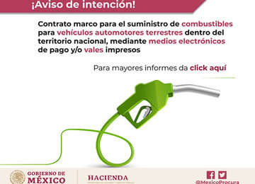 Suministro de combustibles para vehículos automotores terrestres