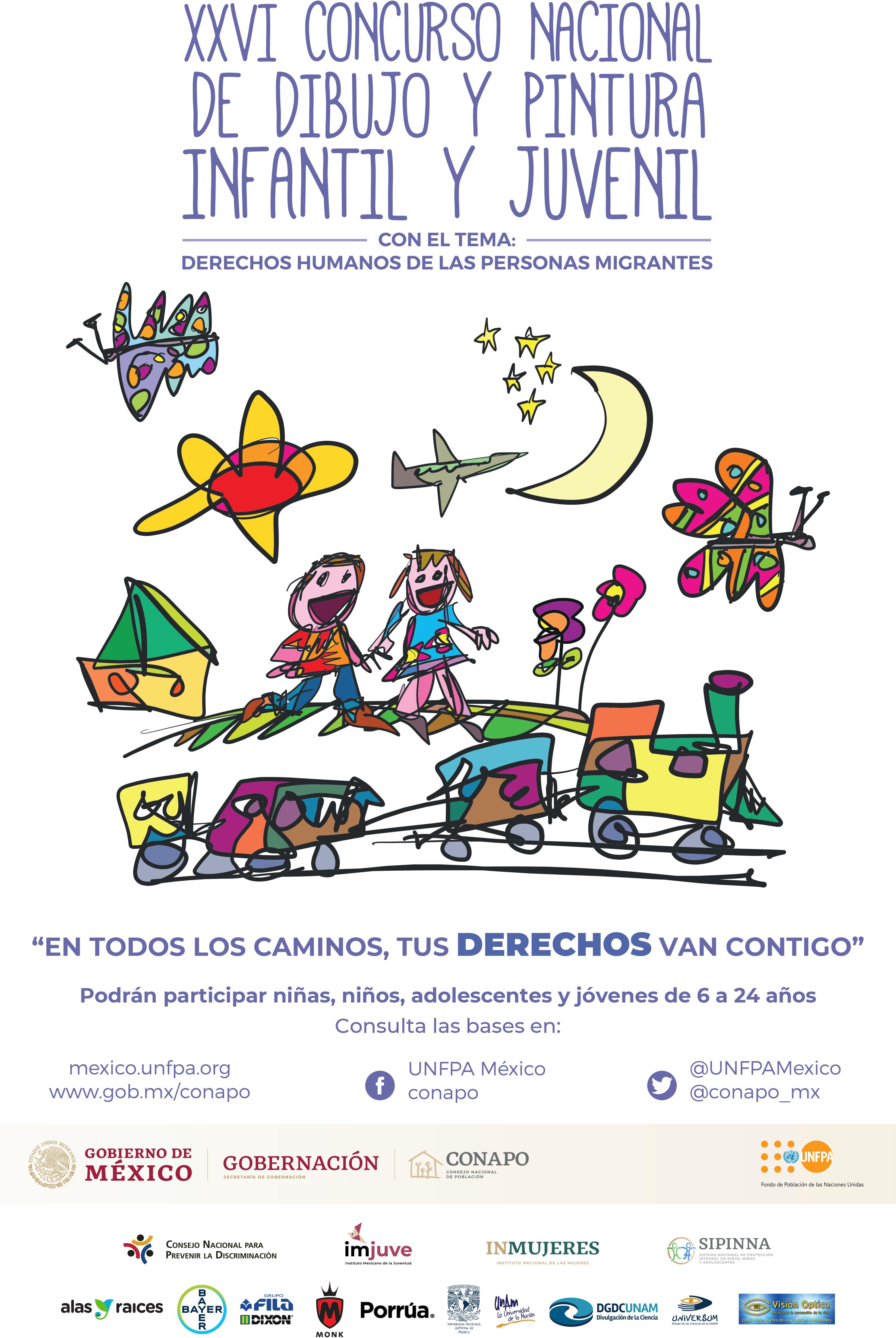 26º Concurso Nacional de Dibujo y Pintura Infantil y Juvenil, 2019