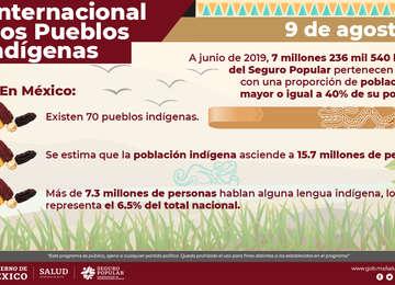 La Población Indígena y su incorporación al  Sistema de Protección Social en Salud
