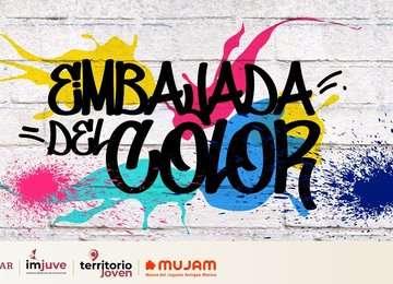 Banner de Embajada del Color