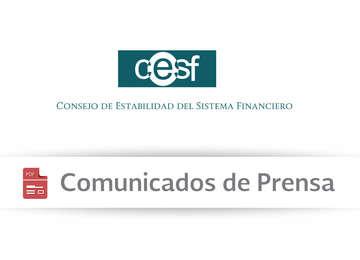 Comunicados de prensa de CESF.