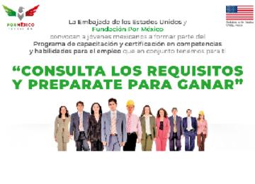Programa de Capacitación y Certificación en Competencias y Habilidades para el Empleo